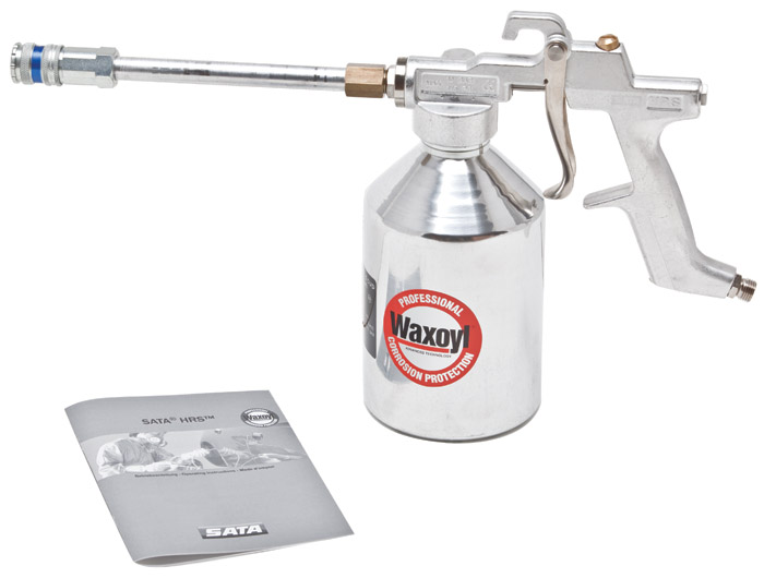 HRS GUN FOR WAXOYL 120-4 CAVITY WAX WITHOUT WANDS