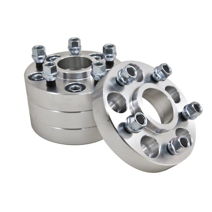 Aluminum Wheel Spacers, set of 4. LR3,L320 & L322 30 mm
