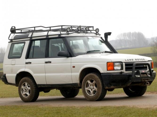 Roof Rack Discovery Ii W O Roof Rails Rrl1550rra Rovers