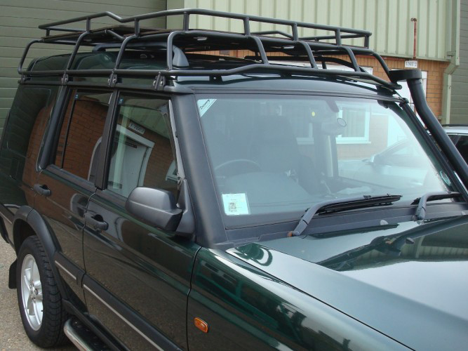 Roof Rack Discovery Ii With Roof Rails Rrl1560rra