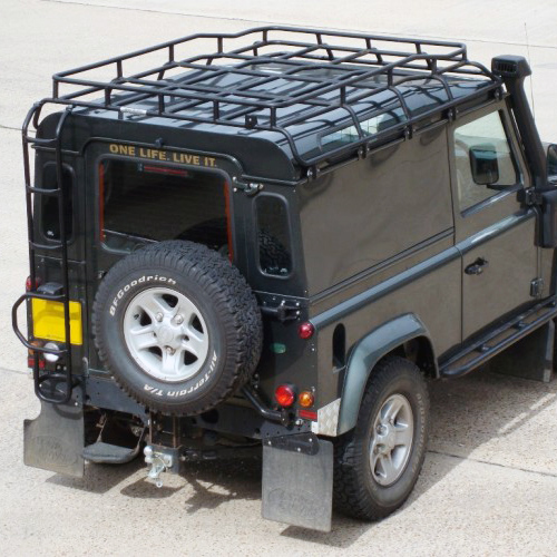 SAFETY DEVICES G4 EXPEDITION RACK 90, RRL2140RRA