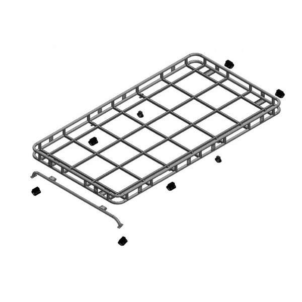 SAFETY DEVICES EXPLORER ROOF RACK 110