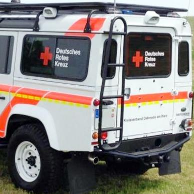 LADDER SAFETY DEVICES EXPLORER ROOF RACK DEFENDER 110