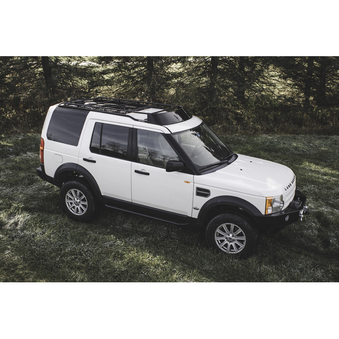Expedition Roof Rack Lr3 Lr4 Rovers North Land Rover