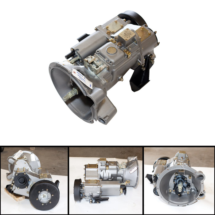 GEARBOX ASSEMBLY REBUILT SERIES III