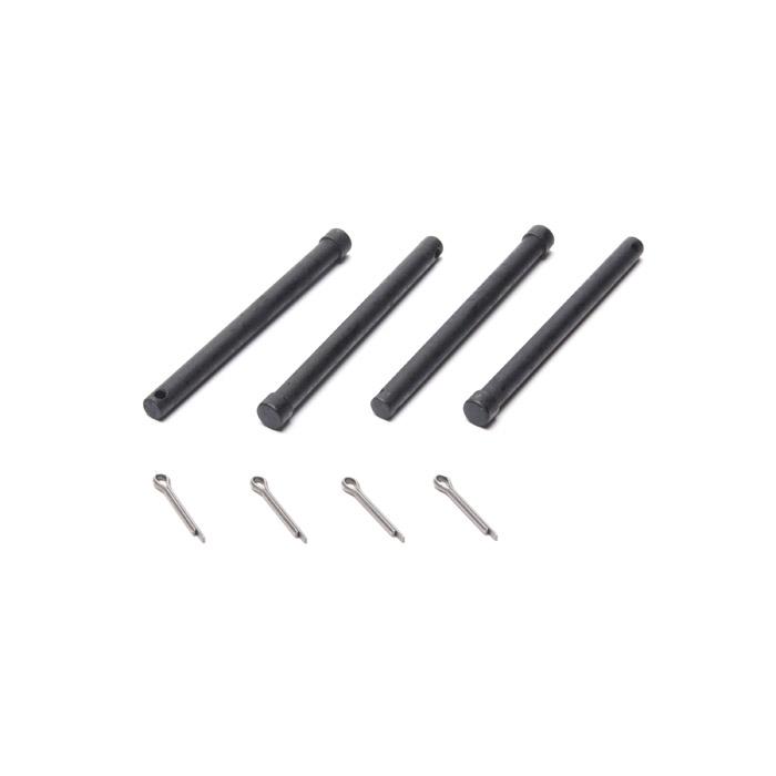 BRAKE PIN KIT  FRONT - SOILD DISC 110 & DISCO