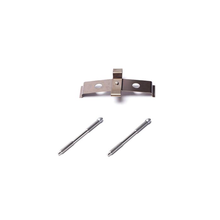 RETAINER KIT FRONT DISC PADS L322 & L320