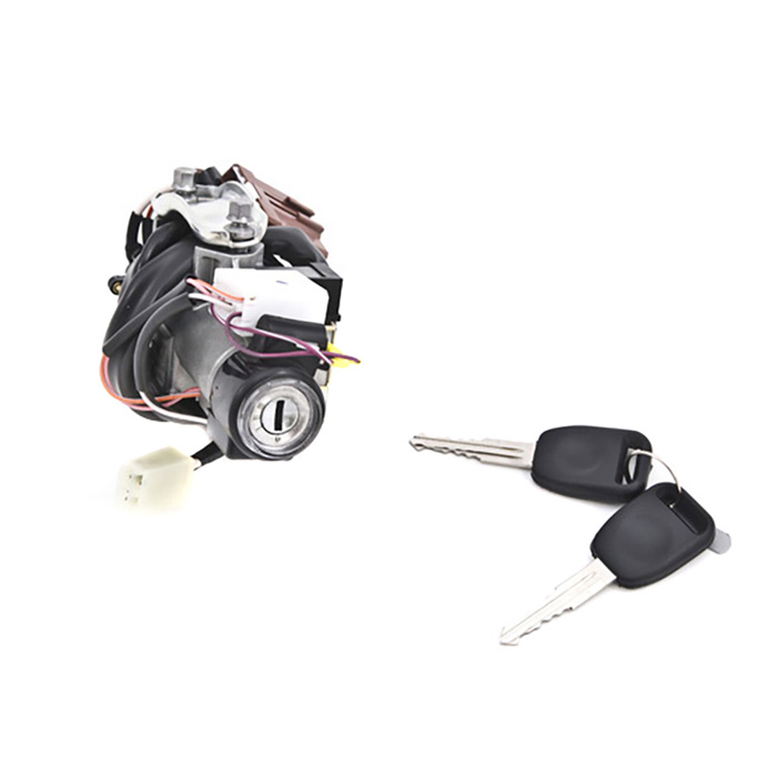 STEERING COLUMN LOCK ASSEMBLY DISCOVERY I AUTOMATIC