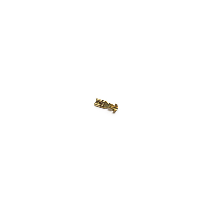 SPADE CONNECTOR FEMALE 2.5-3 mm WIRE