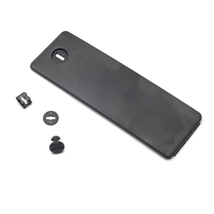 FRONT TOW LOOP COVER PLATE- DISCOVERY II