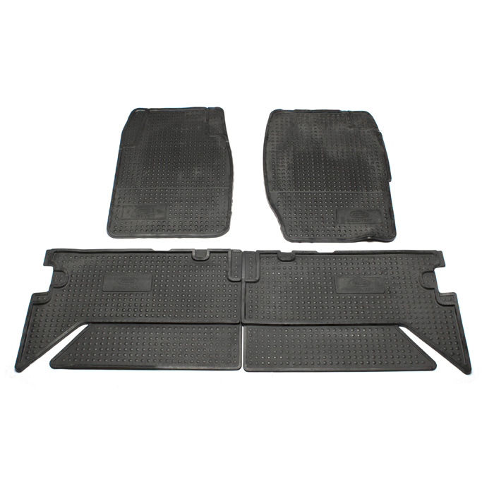 GENUINE RUBBER FLOOR MAT SET DISCOVERY I