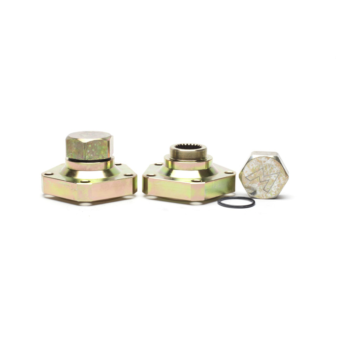 DRIVE FLANGE PAIR HEAVY DUTY FOR EARLY DEFENDER 110
