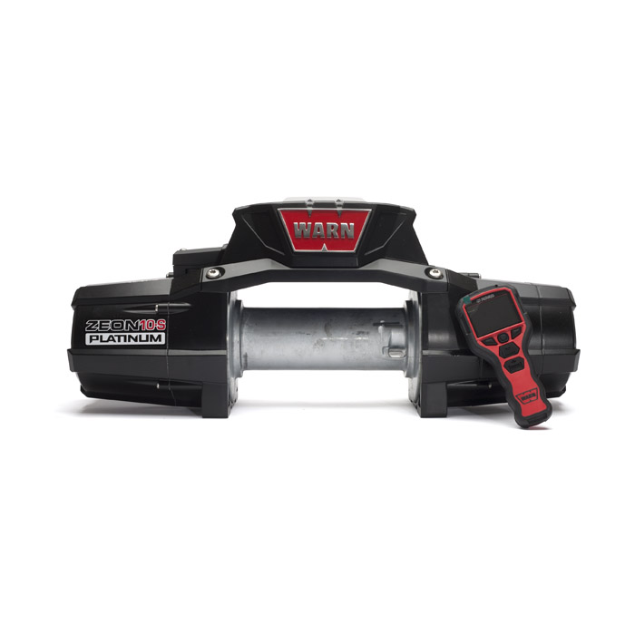 WINCH WARN ZEON 10-S PLATINUM WINCH