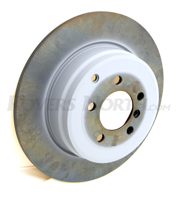 BRAKE DISC ROTOR  REAR  -  L322 SOLID TYPE