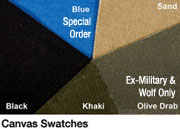 Exmoor Trim Canvas Swatch