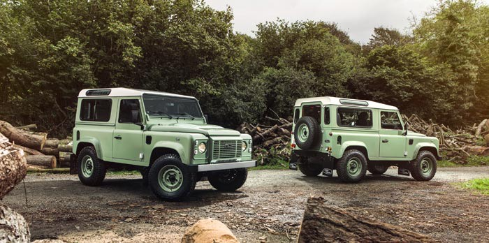 Defender Suspension Kits | Rovers North - Land Rover Parts and