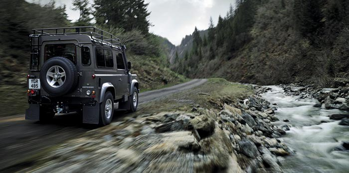 Land Rover Defender Parts & Accessories | Rovers North - Land Rover