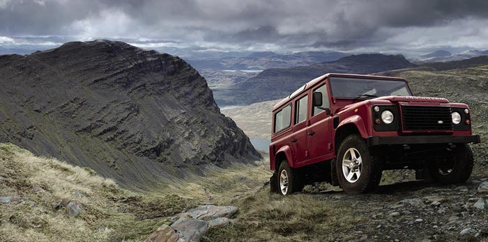 Land Rover Defender Cooling Air Conditioning Kit | Rovers North