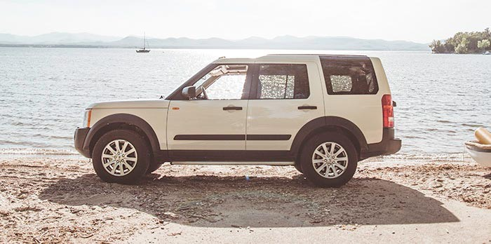Land Rover LR3 Parts & Accessories | Rovers North - Land