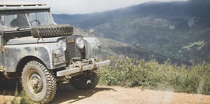 land rover series ii, iia, and iii - ignition