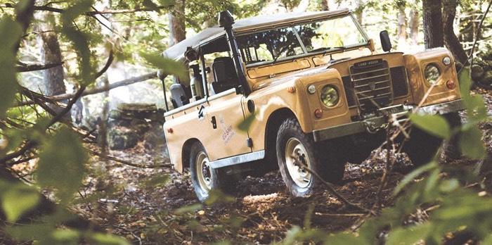 Land Rover Series II, IIA, & III Parts & Accessories | Rovers North